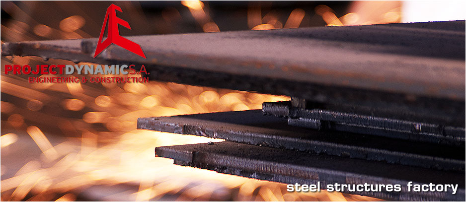 STEEL STRUCTURES  FACTORY